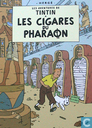 Poster - Comic books - Les Cigares du Pharaon (karton) - 2199