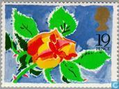 Postage Stamps - Great Britain [GBR] - Greeting Stamps