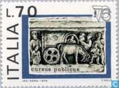 ITALIA '76 Stamp Exhibition
