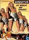 Strips - Papyrus - De wraak van Ramses