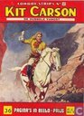 Comic Books - Kit Carson - De dubbele vangst