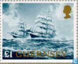 Postage Stamps - Guernsey - Postzegeltyentoonstelling Pacific '97