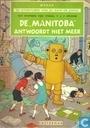 """Comic Books - Jo, Zette and Jocko - De """"Manitoba"""" antwoordt niet meer"""