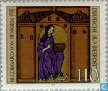 Postage Stamps - Germany, Federal Republic [DEU] - Hildegard von Bingen