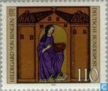 Postzegels - Duitsland, Bondsrepubliek [DEU] - Hildegard von Bingen