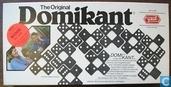 Board games - Domino (numbers) - Domikant - een revolutionair dominospel