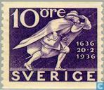 Postzegels - Zweden [SWE] - 300 jaar Zweedse Bericht