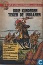 Drie kinderen tegen de indianen