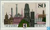 Postzegels - Berlijn - Berlijn 1237-1987