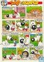 Bandes dessinées - Tsjakka! (tijdschrift) - 1999 nummer  4