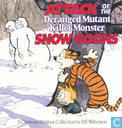Bandes dessinées - Casper en Hobbes - Attack of the Deranged Mutant Killer Monster Snow Goons