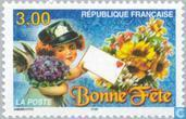Postage Stamps - France [FRA] - Valentine's Day