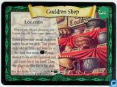 Trading cards - Harry Potter 3) Diagon Alley - Cauldron Shop