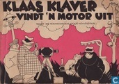Strips - Klaas Klaver - Klaas Klaver vindt 'n motor uit