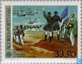Postage Stamps - Azores - Europa – Historical events