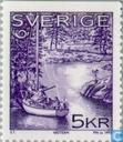 Postage Stamps - Sweden [SWE] - Norden-Tourism