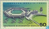 Postage Stamps - Berlin - Airport
