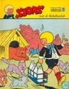 Bandes dessinées - Sjors van de Rebellenclub (tijdschrift) - 1963 nummer  6
