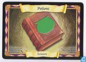 Trading cards - Harry Potter 5) Chamber of Secrets - Potions