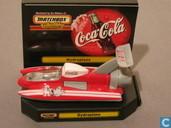 Model cars - Matchbox - Hydroplane 'Coca-Cola'