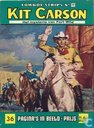 Comic Books - Kit Carson - Het mysterie van Fort Wild