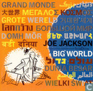 Disques vinyl et CD - Jackson, Joe - Big world