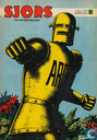 Strips - Sjors van de Rebellenclub (tijdschrift) - 1965 nummer  20