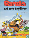 Comic Books - Panda - Panda och auto-betjänten