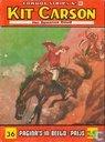 Comic Books - Kit Carson - Het Spaanse goud