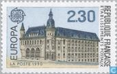 Postage Stamps - France [FRA] - Europe – Post offices