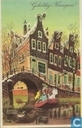 Postcards - Bumble and Tom Puss - Gelukkig Nieuwjaar