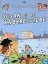 Comic Books - Piet Pienter en Bert Bibber - Susan bij de knobbelgilde