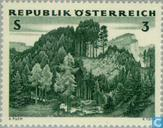Postage Stamps - Austria [AUT] - Forest
