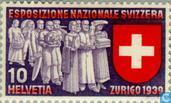 Postage Stamps - Switzerland [CHE] - Swiss Exhibition