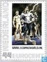 Postzegels - Nederland [NLD] - T.H.U.N.D.E.R. Agents - J. G. Jones