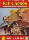 Comic Books - Kit Carson - De oorlogstotem