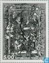 Postage Stamps - France [FRA] - Painting François Rouan