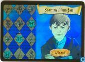 Cartes à collectionner - Harry Potter 2) Quidditch Cup - Seamus Finnigan