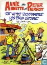 Strips - Annie en Peter - De witte zigeuners / Les faux gitans