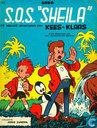 """Comics - Kees en Klaas - S.O.S. """"Sheila"""""""
