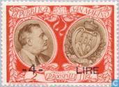 Timbres-poste - Saint-Marin - Roosevelt, Franklin D.