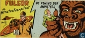 Comics - Fulgor - De koning der monsters