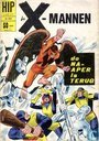 Comics - Prins Namor - De Na-Aper is terug