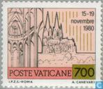 Timbres-poste - Vatican - World Voyage II Pape Jean-Paul