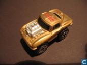 Modelauto's  - Onbekend - Jaguar Coca-Cola