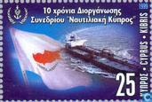 Postage Stamps - Cyprus [CYP] - Shipping