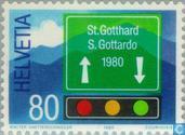 Opening Tunnel St.Gotthard