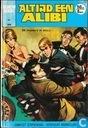 Strips - Geheim Agent - Altijd een alibi
