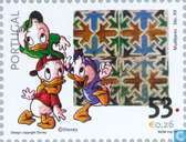Briefmarken - Portugal [PRT] - Disney, Walt