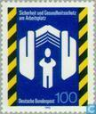 Postage Stamps - Germany, Federal Republic [DEU] - Health and safety at work